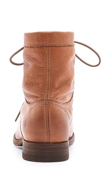 Frye Erin Work Boots