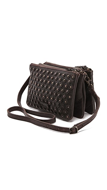 Frye Jenna Disc Cross Body Bag