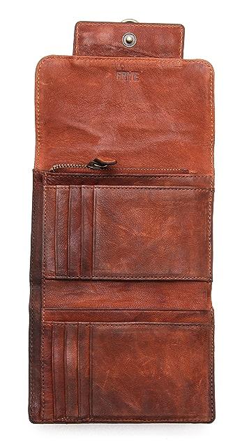 Frye Cameron Medium Wallet