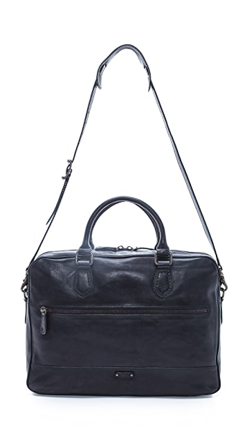 Frye James Slim Work Bag