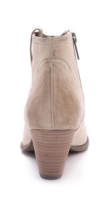 Frye Reina Ankle Booties