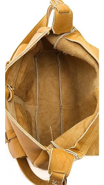 Frye Campus Vintage Shoulder Bag