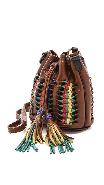 Frye Heather Small Bucket Bag