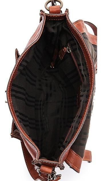 Frye Cameron Magazine Cross Body Bag