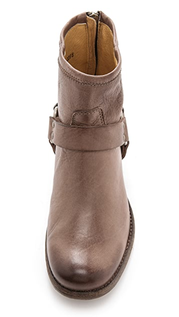 Frye Phillip Harness Booties
