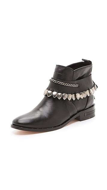Freda Salvador Star Bracelet Booties