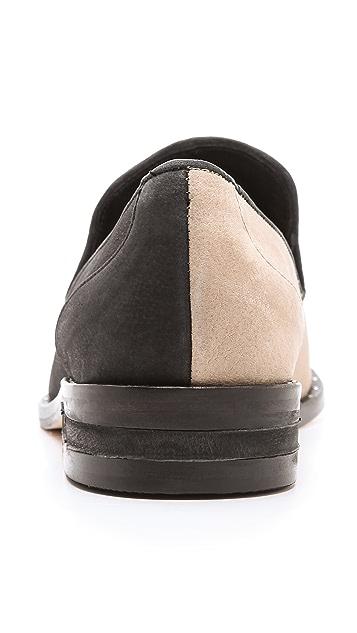 Freda Salvador Split Flat Loafers