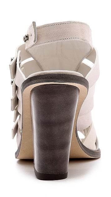 Freda Salvador Explore Ankle Strap Sandals