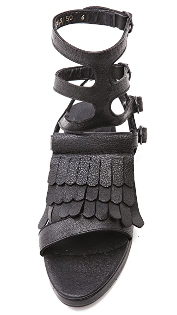 Freda Salvador Fly Sandals