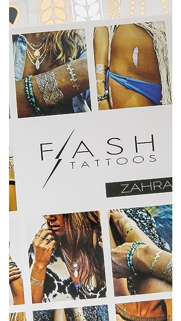 Flash 纹身 Zahra 纹身套装