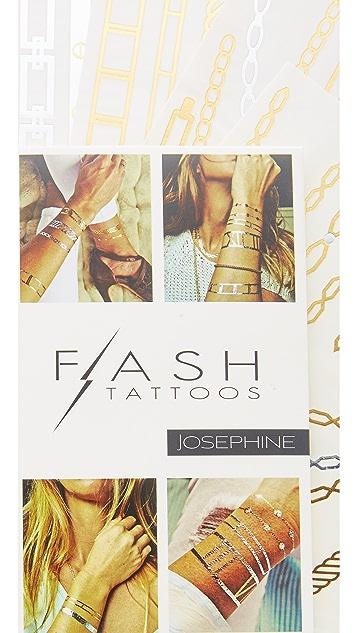 Flash 纹身 Josephine 套装