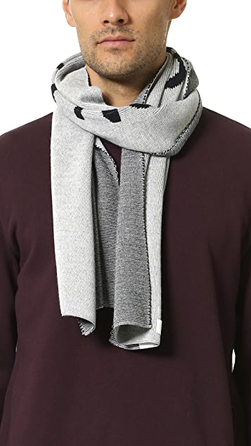 French Trotters Super Normal Scarf