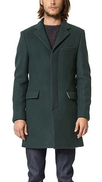 French Trotters Francis Overcoat