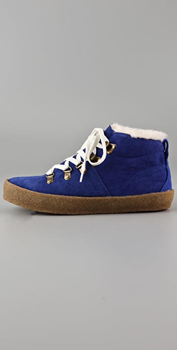 F-TROUPE High Top Sneakers