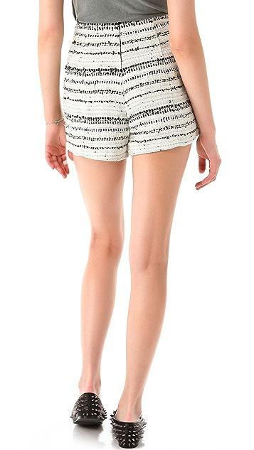 Funktional Ribbon Shorts