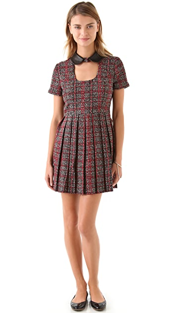 Funktional Courtney Pleated Dress