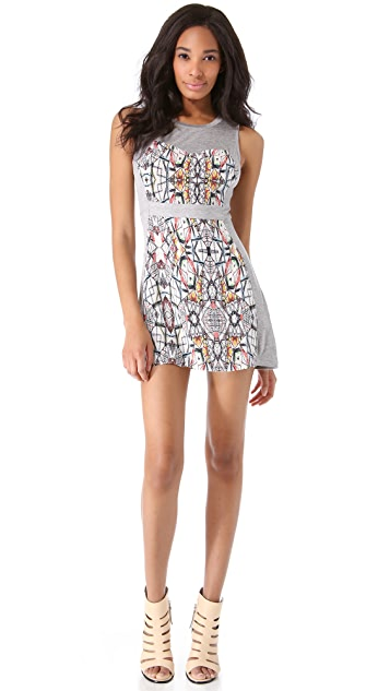Funktional Kaleidoscope Tank Dress