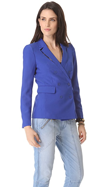Funktional Reflection Cutout Blazer