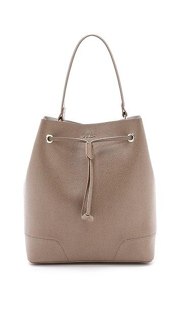 Furla Large Stacy Bucket Bag