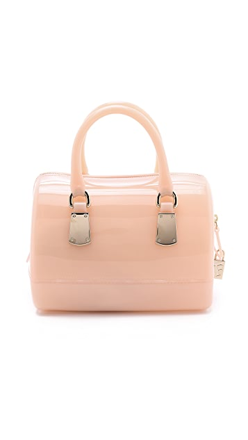 Furla Candy Cookie Mini Satchel