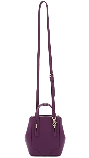 Furla Perla Mini Cross Body Tote