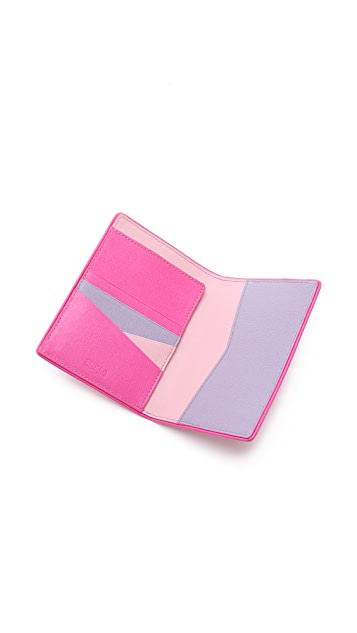 Furla Papermoon Passport Holder