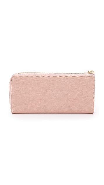 Furla Babylon XL Zip Around Wallet
