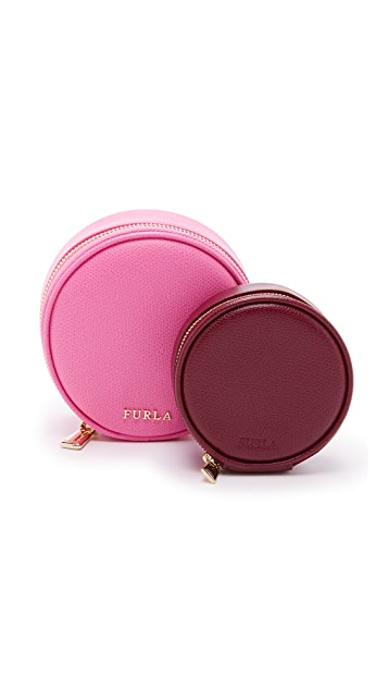 Furla Yoyo Cosmetic Case Set