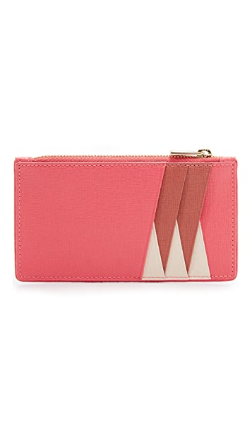 Furla Papermoon Credit Card Case