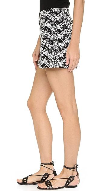Giamba Lace Shorts