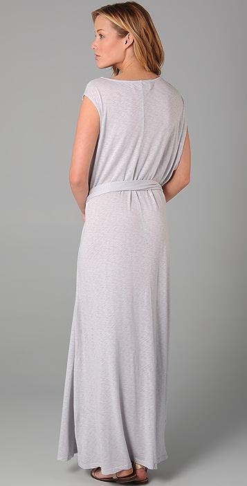 Graham & Spencer One Sleeve Long Dress