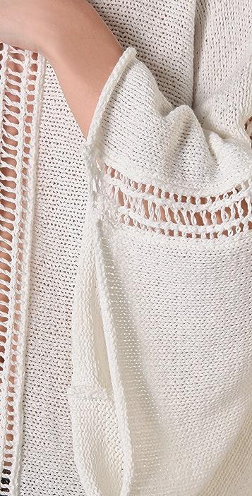 Graham & Spencer Sweater Poncho