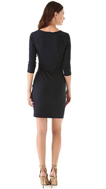 Graham & Spencer Stretch Jersey Dress