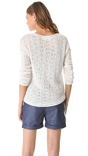 Graham & Spencer Chunky Slub Sweater