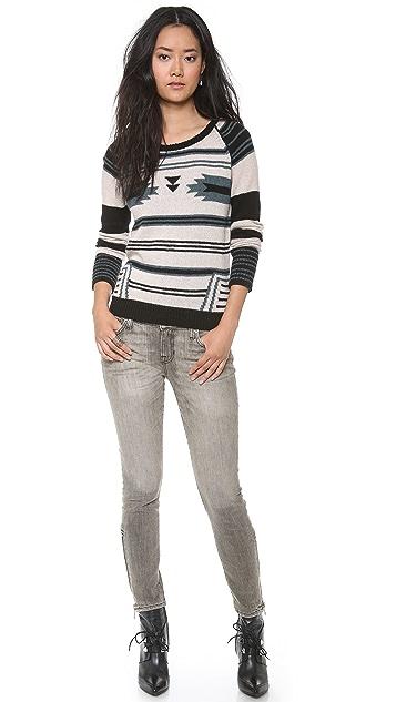 Graham & Spencer Striped Sweater