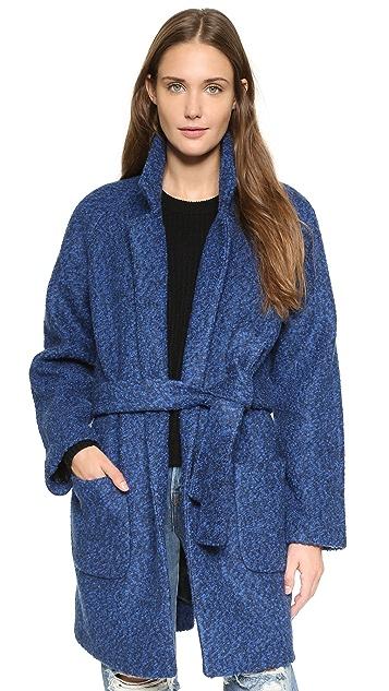 22c1c33e1cd GANNI Washington Street Coat | SHOPBOP