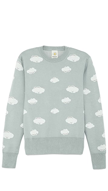 Gant by Michael Bastian The MB Cloud Crew Neck