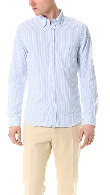 Gant Rugger Oxford Banker Shirt