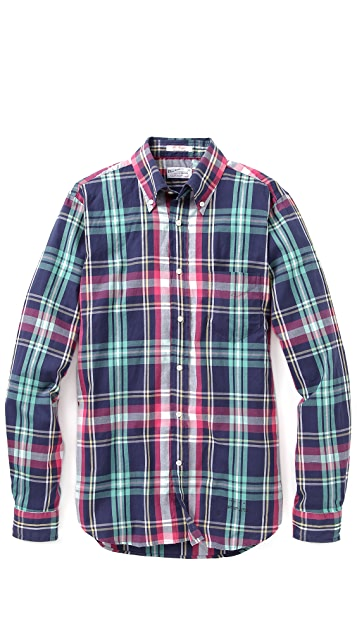 Gant Rugger Windblown Oxford Shirt