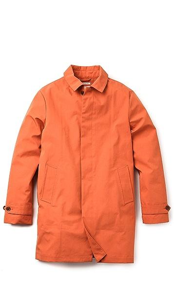 Gant Rugger Laminated Coat