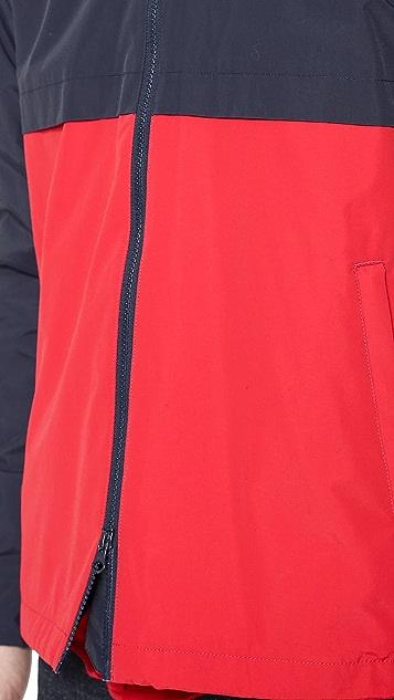Gant Rugger Nylon Hooded Jacket