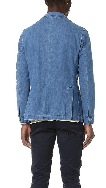 Gant Rugger Denim Shirt Blazer
