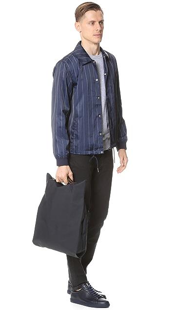 Gant Rugger R1 Pinstripe Coach Jacket
