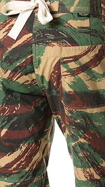Garbstore Service Shorts