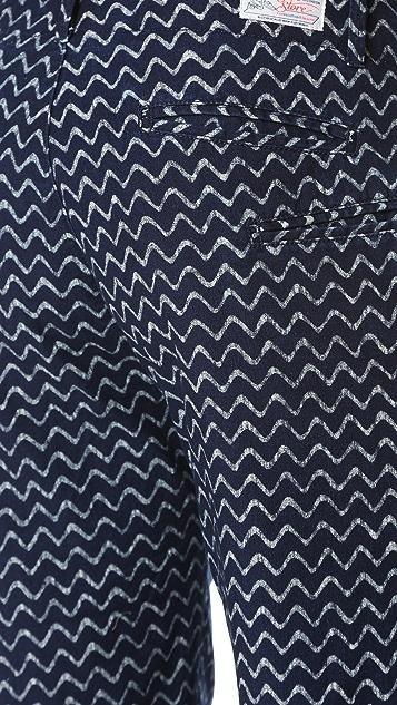 Garbstore Six Pocket Chino Shorts