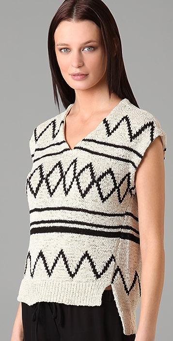 GAR-DE Oleshky Striped Sweater