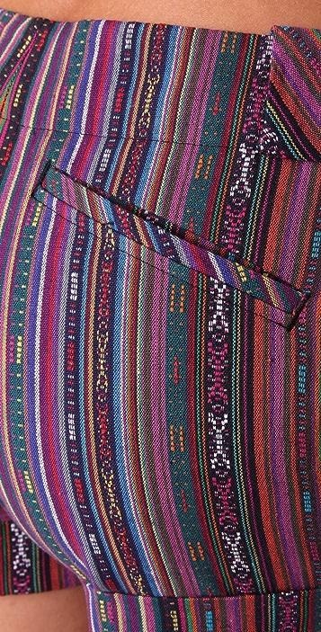 GAR-DE Alvord Multi Stripe Shorts
