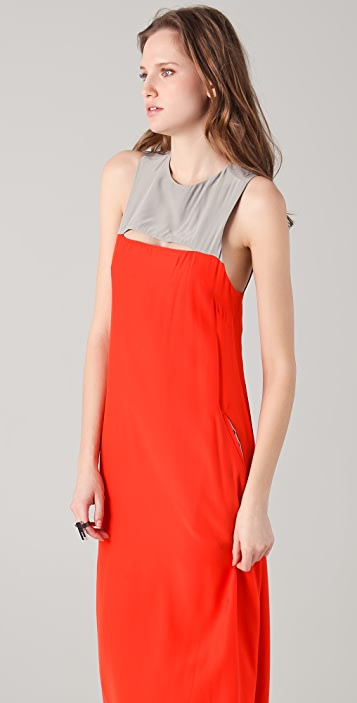 GAR-DE Mosaic Sleeveless Maxi Dress