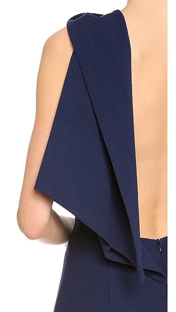 Gareth Pugh Sleeveless Backless Dress