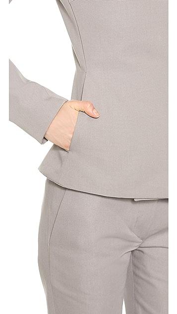 Gareth Pugh Asymmetrical Jacket